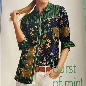 Cabi Bronco blouse